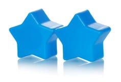 цветастые пластичные игрушки Стоковая Фотография RF
