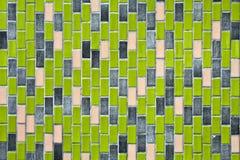 Цветастые плитки Стоковые Фото