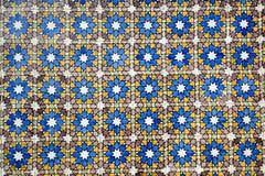 Цветастые плитки Стоковое Фото