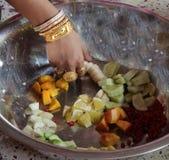 цветастые плодоовощи Стоковая Фотография