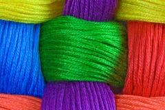 цветастые резьбы Стоковая Фотография RF