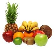 цветастые свежие фрукты стоковое изображение rf