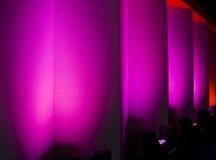 цветастые стены Стоковая Фотография