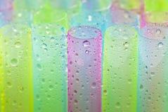 цветастые сторновки сока влажные Стоковые Фото