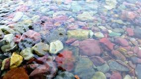 цветастые утесы Стоковая Фотография