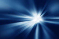 Цветастые лучи света Стоковое Изображение