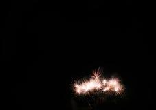 Цветастые феиэрверки Стоковые Фото