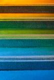 цветастые шаги Стоковая Фотография RF