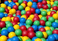 Цветастые шарики Стоковые Изображения
