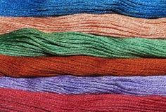 цветастые шерсти Стоковая Фотография RF