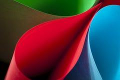 цветастые эллипсисы Стоковое Изображение RF