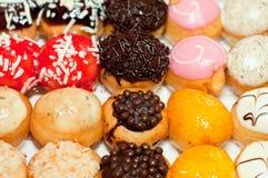 цветастые donuts Стоковая Фотография RF