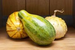 цветастые gourds Стоковое фото RF