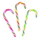 Цветастые lollipops Стоковая Фотография