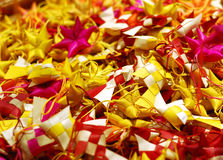 цветастые sachets Стоковое Изображение RF
