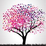 цветастый вал Стоковое фото RF