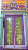 цветастый вход Стоковая Фотография RF