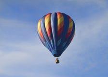 Цветастый горячий воздушный шар Стоковое Фото