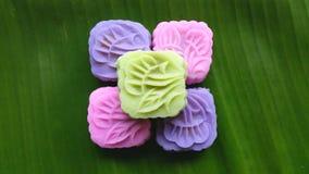 цветастый десерт Стоковое Фото