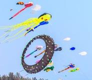 цветастый змей Стоковое Изображение