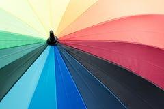 цветастый зонтик Стоковое Изображение RF