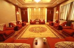 цветастый конференц-зал стоковая фотография rf