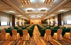 цветастый конференц-зал стоковое фото rf