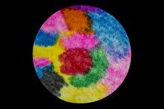 Цветастый круг Стоковые Фото