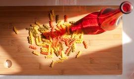Цветастый натюрморт еды. Стоковое Изображение RF