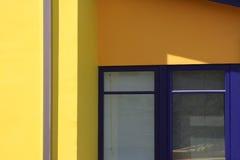 Цветастый дом Стоковые Фото