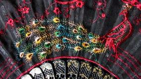 цветастый павлин стоковая фотография rf