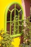 цветастый пейзаж стоковое изображение