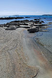 цветастый песок стоковое изображение rf
