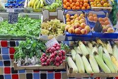 цветастый рынок Стоковое Изображение RF