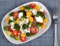 цветастый салат Стоковая Фотография