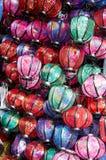 цветастый фонарик Стоковые Фото