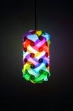 цветастый фонарик Стоковая Фотография RF