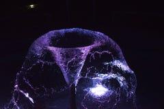 цветастый фонтан Стоковые Изображения RF