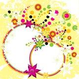 цветастый цветок Бесплатная Иллюстрация