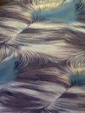 цветастый шелк Стоковые Фото