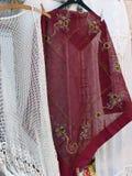 цветастый needlework стоковые фотографии rf