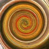 цветастый whirl бассеина Стоковое фото RF