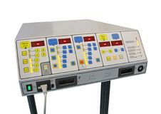 цветастым новая изолированная оборудованием медицинская Стоковая Фотография