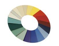 цветастым образец прокатанный диском материальный Стоковые Фото