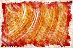 Цветастым предпосылка текстурированная сбором винограда Стоковые Фото