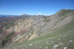 Цвета гор южной Франции Стоковое Изображение RF