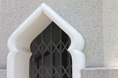 Цвета двери искусства старая красивого классическая Стоковая Фотография