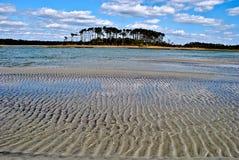 Цвета песка Стоковое фото RF