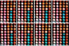 Цвета пикселов точек Стоковое Изображение