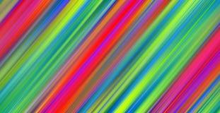 Цвета радуги Пестротканая яркая абстрактная предпосылка стоковое изображение
